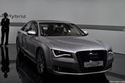 Salon de Genève 2010: Audi A8 hybride