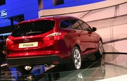 Ford Focus Clipper : Le Kinetic-utile