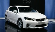 Salon de Genève en direct : Lexus CT 200h