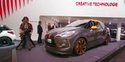 Salon de Genève en direct : Citroën DS3 Racing