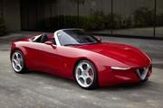 Pininfarina Alfa Romeo 2uettottanta : Séduisant spider
