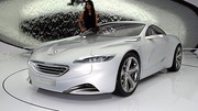 Salon Genève 2010 : Peugeot SR1 Concept