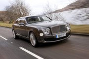 Bentley Mulsanne : Une autre dimension