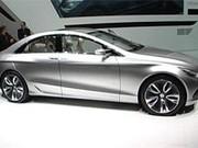 L'Audi A1 et la Mercedes F800 Style au Salon de Genève