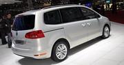 Volkswagen Sharan II : Vœu d'austérité