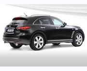 Infiniti EX30d FX30d et M30d : Enfin le Diesel !