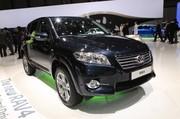 Toyota RAV4 restylé : De moins en moins fun