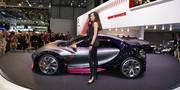 Salon de Genève 2010 : les voitures françaises