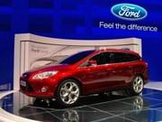 Genève : du nouveau pour la Ford Focus break