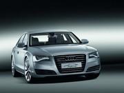 Genève 2010 : Audi A8 Hybrid