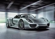 Vidéo Porsche 918 Spyder : Au sommet de son art