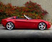 Pininfarina Alfa Romeo 2uettottante  : Echange de bons procédés