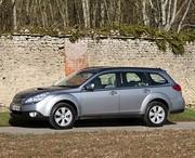 Essai Subaru Outback 2.0D (2010) : Un break singulier