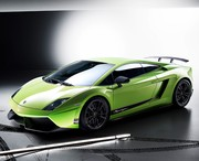 Lamborghini Gallardo LP 570-4 Superleggera : Le frelon vert