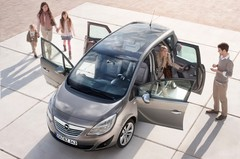 Prix Opel Meriva 2 : Sérieuse inflation