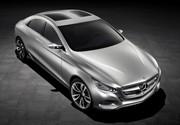 Mercedes F800 Style : Futur en mouvement