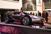 Citroën Survolt concept : Chevrons électriques