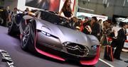 Citroën Survolt : Exubérant mélange des genres