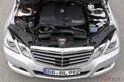 La Mercedes Classe E hybride mise sur le diesel