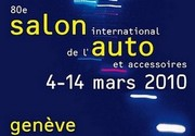 Résumé du salon de Genève 2010
