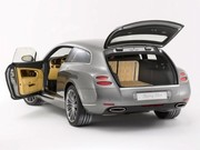 Bentley Continental Flying Star : Le chef d'oeuvre de Touring