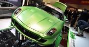 Ferrari 599 HY-KERS Hybrid Concept