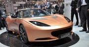 Lotus Evora 414E et Carbon Concept