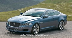 Jaguar XJ-C : L'extension improbable