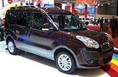Fiat Doblo Natural Power : turbogazé
