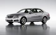 Mercedes E300 BlueTEC Hybrid : Diesel et hybride !