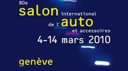 Salon Genève 2010 : Le journal du 10 Mars