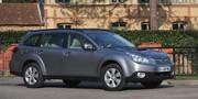 Essai Subaru Outback 2.0D