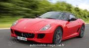 Ferrari 599 GTO : Retour aux sources