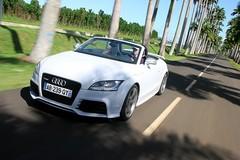 Essai Audi TT RS Roadster : Le roadster au cœur de rocker