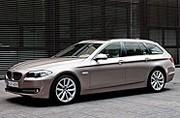 BMW série 5, déjà le break