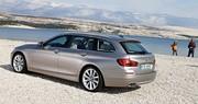 BMW Série 5 Touring : transporteur chic