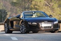 Essai Audi R8 Spyder V10 : Folie douce