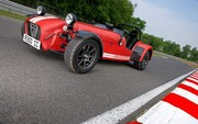 Essai Caterham R300 Superlight : Superlight, Super Brillante