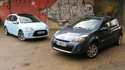 Essai Citroën C3 1.6 HDi 90 ch vs Renault Clio 3 1.5 dCi 85 ch : Combat de cheftaines