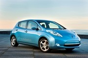 Nissan LEAF : Production prévue en 2013