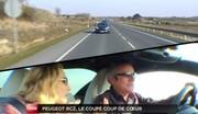 Emission Turbo : Peugeot RCZ, Ferrari 458 Italia