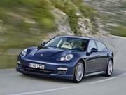 La Porsche Panamera élue « Voiture de l'année 2009 AFPA »