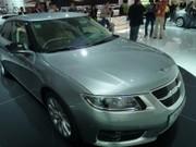 Saab relance la production de sa nouvelle 9-5