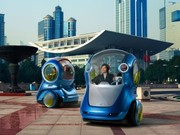 Expo Universelle Shanghai : Concepts GM EN-V
