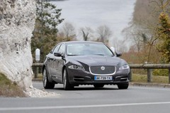 Essai Jaguar XJ : La rupture
