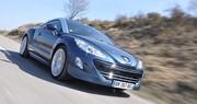 Essai Peugeot RCZ 1.6 THP 200 : le trubLion