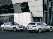 Alfa Romeo Giulia, la remplaçante de la 159