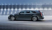 Cadillac CTS-V SW : Un break qui décape !