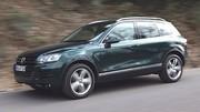 Essai Volkswagen Touareg 2 3.0 TDi 240 ch : Régime miracle ?