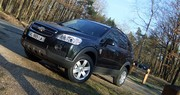 Essai Chevrolet Captiva 2.0 VCDI Familly Navi Pack